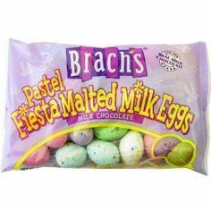 brachs fiesta Malted Milk Eggs