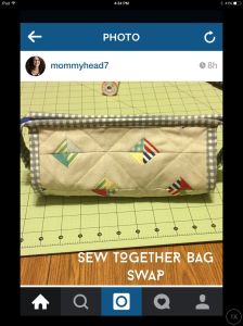 sew together swap